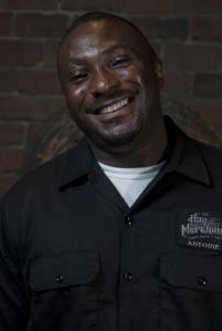 Executive Chef Antoine Ware